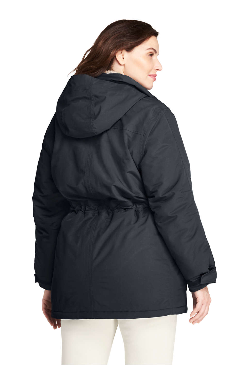 a1b0b2ed45 Women s Plus Size Squall Winter Parka from Lands  End