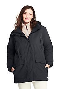 3c933ee83 Womens Plus Size Parkas, Parka Coats, Jackets | Lands' End
