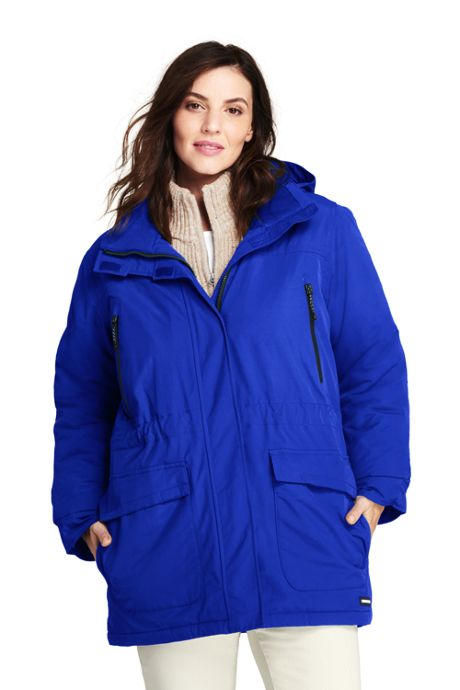 Women's Plus Size Squall Winter Parka