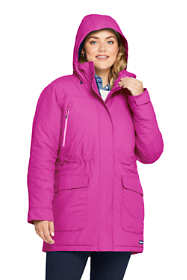 Women's Plus Size Petite Squall Winter Parka