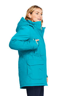 Women's Plus Size Petite Squall Winter Parka, alternative image