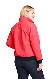Women's Plus Size Squall Jacket, Back