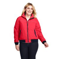 Deals on Lands End Womens Plus Size Squall Jacket