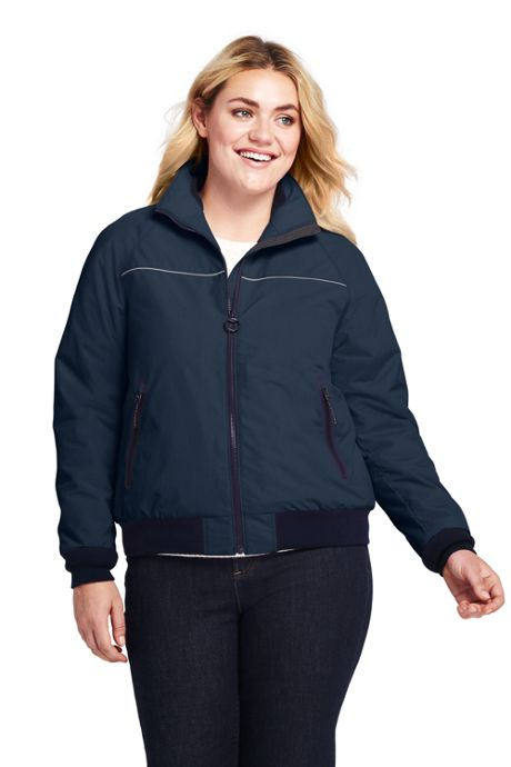 Women's Plus Size Squall Jacket