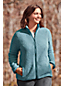 Women's Plus Sherpa Fleece Jacket