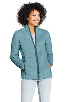 Women's Sherpa Fleece Jacket