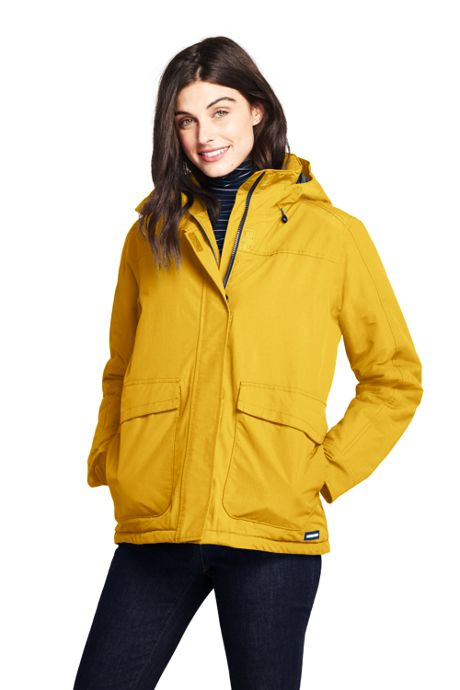 Women's Hooded Squall Winter Jacket