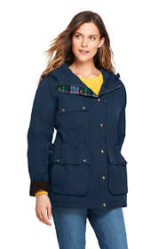 Women's Petite Bayfield Cotton Parka
