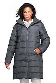 d9a28465a0d8d Women s Plus Size Winter Long Down Coat
