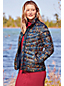 Women's Patterned Ultra Light Packable Down Jacket