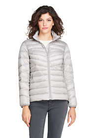 Women's Print Ultralight Down Puffer Jacket Packable