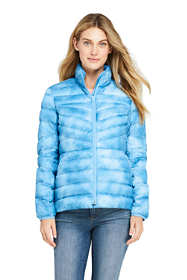 Women's Print Ultralight Packable Down Jacket