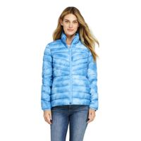 Deals on Lands End Women's Print Ultralight Packable Down Jacket