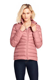 Women's Ultralight Packable Down Jacket