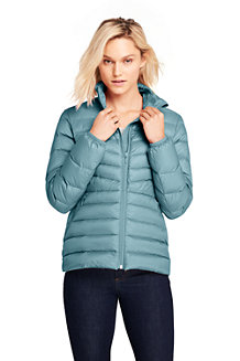 Women's Ultra Light Packable Down Jacket