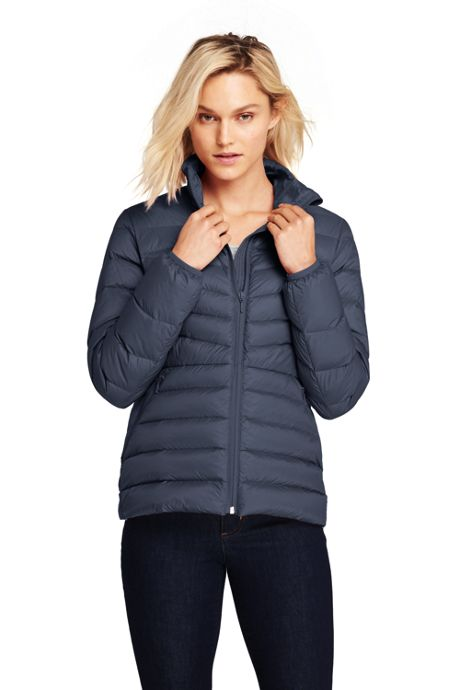 Women's Ultralight Down Puffer Jacket Packable