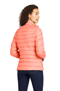 Women's Ultralight Packable Down Jacket, Back