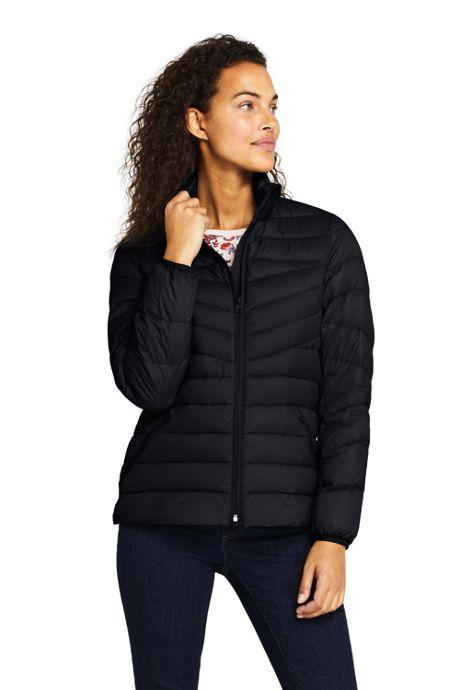 Women's Petite Ultralight Packable Down Jacket