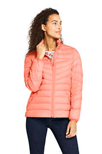 Women's Ultralight Packable Down Jacket, Front