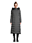 Women's Faux Fur Hooded Maxi Down Coat