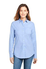 Women's Petite Oxford Shirt