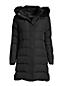 Women's Plus Hooded Down Coat