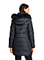 Women's Plus Fur Hooded Down Coat