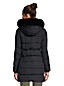 Women's Plus Faux Fur Hooded Down Coat