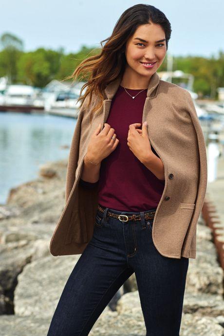 Women's Sweater Blazer