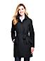 Women's Petite Hooded Waterproof Raincoat