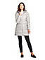 Women's Plus Patterned Ultra Light Packable Down Coat