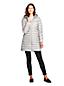 Le Manteau en Duvet Repliable Ultra-Léger Imprimé, Femme Stature Petite