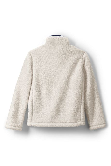 School Uniform Kids Sherpa Fleece Jacket