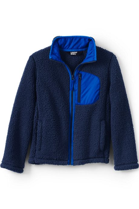 Little Kids Sherpa Jacket
