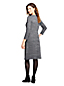 Women's Petite Scoop Neck Popover Dress