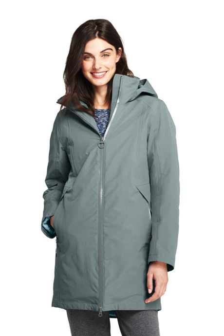 Women's Tall 3 in 1 Long Squall Coat