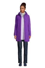 Women's Squall 3 in 1 Waterproof Winter Long Coat with Hood
