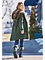 La Parka 3-en-1 en Coton Stretch à Capuche, Femme Stature Standard