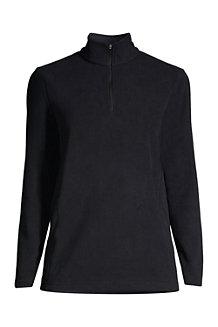 Women's Classic Half Zip Fleece Pullover