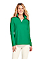 Women's Petite Half Zip Fleece Top