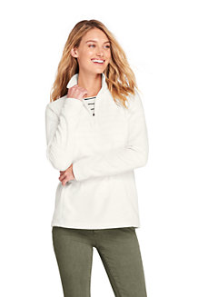 Women's Half Zip Fleece Top