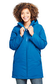 Women's Plus Size Squall 3 in 1 Waterproof Winter Long Coat with Hood