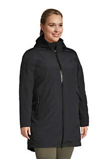 Women's Plus Size Squall 3 in 1 Waterproof Winter Long Coat with Hood, Unknown
