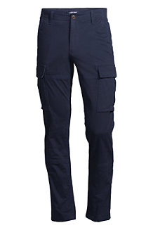 Men's Stretch Cargo Trousers, Slim Fit