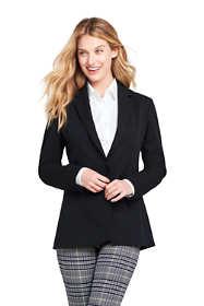 Women's Woven Bi Stretch Blazer
