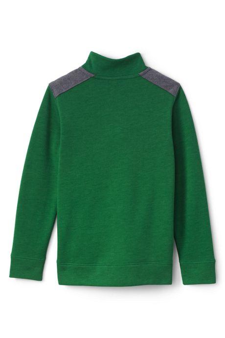 Boys Half Zip Pullover