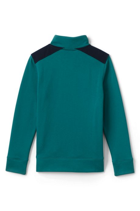 Little Boys Half Zip Pullover