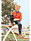 Little Boys' Half-zip Sweatshirt