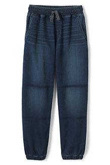 Boys' Iron Knees Soft Denim Joggers