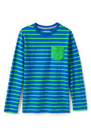 Boys Slub Knit Tee Shirt